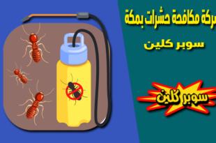شركة مكافحة حشرات بمكة المكرمة